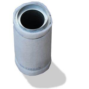 Aktivkohlefilterpatrone 26 Liter für DustBox