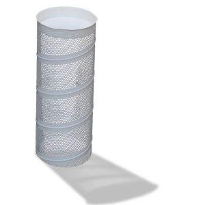 perforiertes Ausblasrohr für DustBox 1000