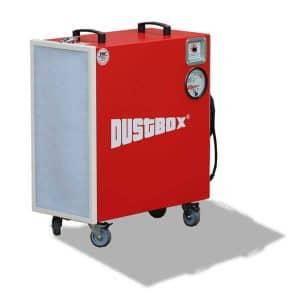 DustBox 2000 VSC Vorderansicht