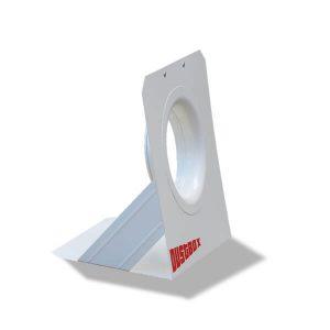 Düsenplatte für DustBox 1000 Seitenansicht