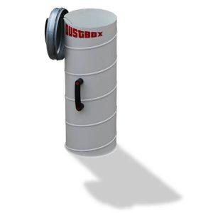 Schlauchköcher für DustBox 1000