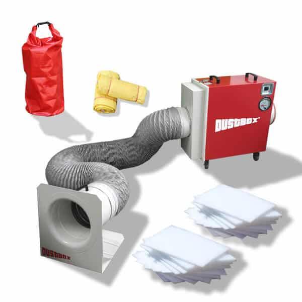 Sorglos-Paket DustBox 2000 (BG BAU-Förderung möglich)