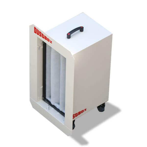 Taschenfiltervorabscheider für DustBox 1000