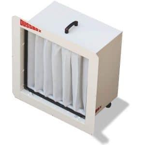 Taschenfiltervorabscheider für DustBox 2000