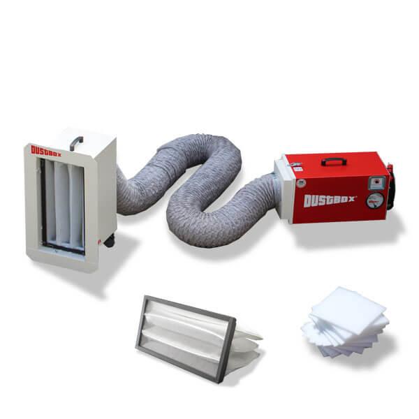 Taschenfilterpaket DustBox 1000